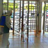 desinfección de instalaciones